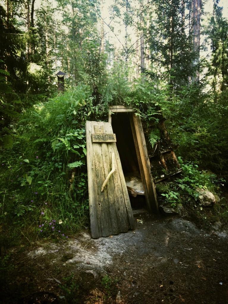 """""""Kristina Forest Hut"""" u Švedskoj"""